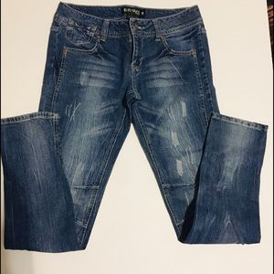 "Blue Spice Jeans ""11"